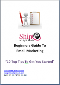 10 top tips to get you started - Beginners guide to email marketing