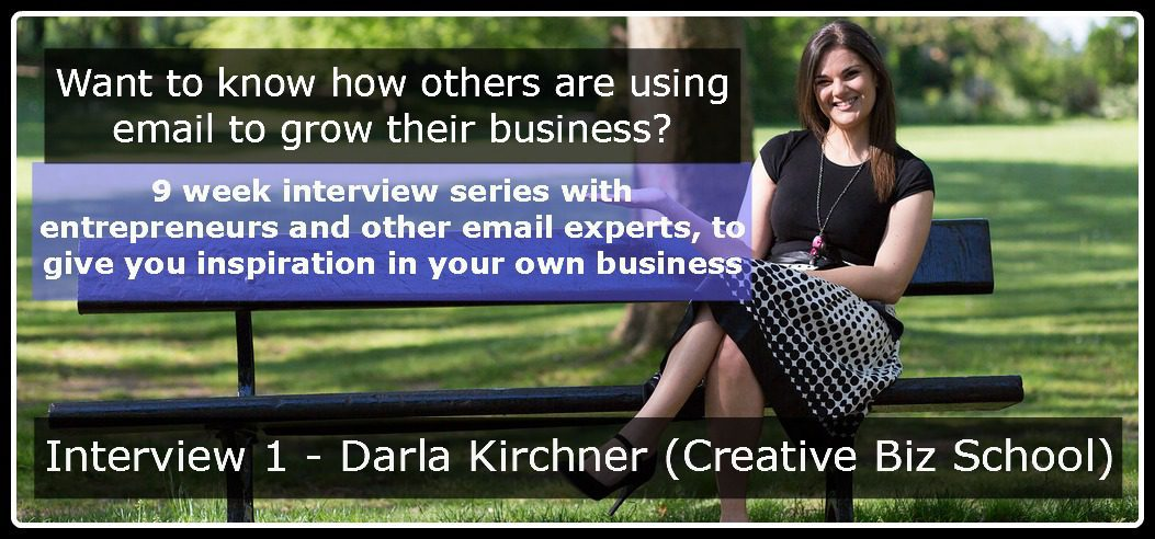 Interview Darla Kirchner