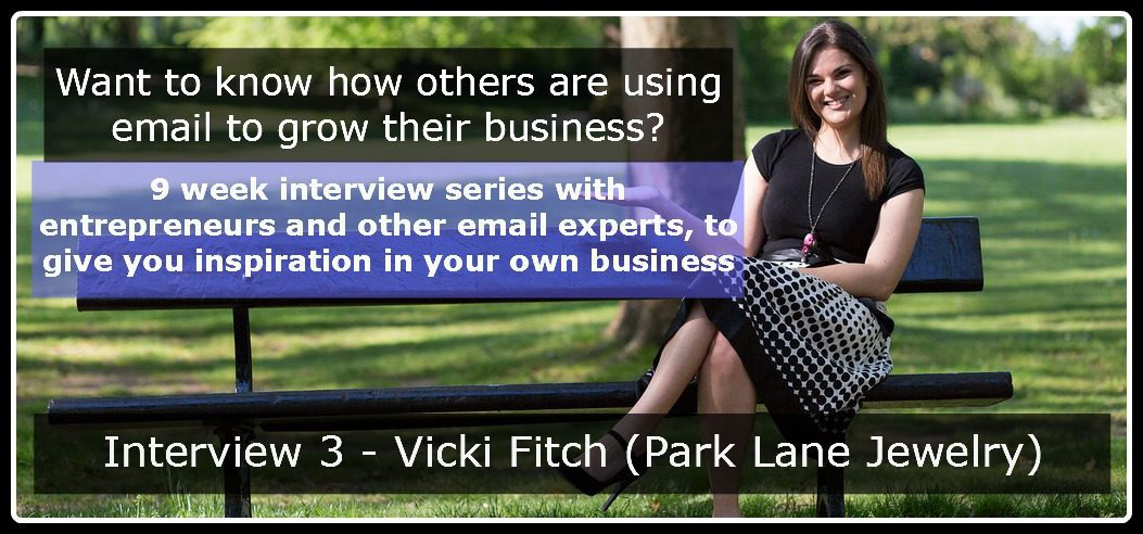 Interview 3 - Vicki Fitch