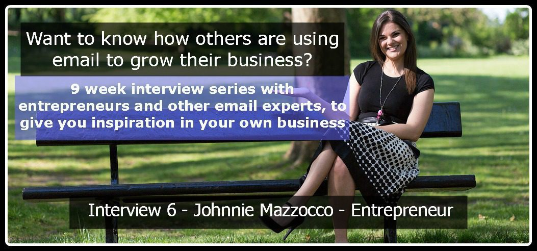 Interview 6 Johnnie Mazzocco