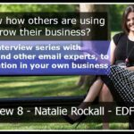 Interview 8 – Natalie Rockall