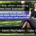 Interview 9 – Karen MacFadyen