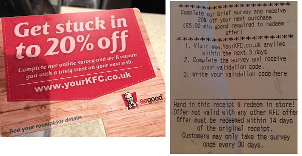 KFC Email Marketing