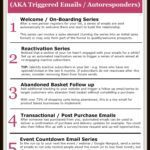 5 types of Automated Campaigns – Infographic