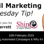 Video Tip Automated Emails