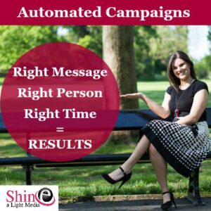 Automated Campaigns - right message right person right time