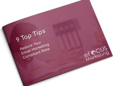 9 Top Tips to Reduce Your Email Marketing Complaint Rate