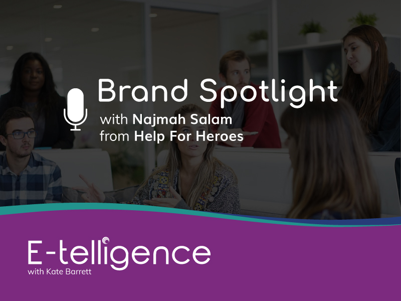 Episode 6 – Brand Spotlight: Help for Heroes