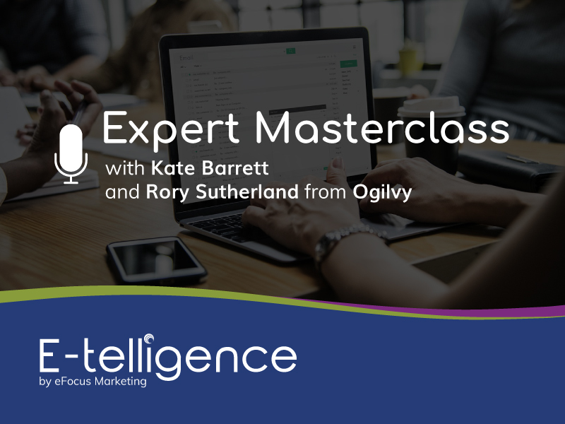 Episode 11 – Expert Masterclass: Rory Sutherland