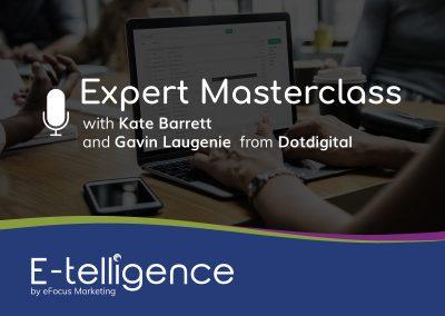 Episode 13 – Expert Masterclass: Omni-Channel Marketing