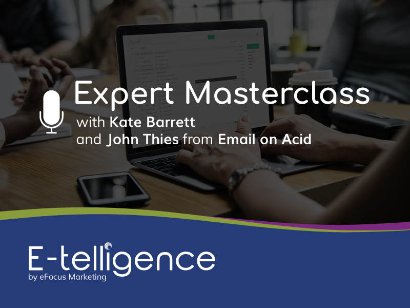 Episode 14 – Expert Masterclass: Pre-preparing your emails for success