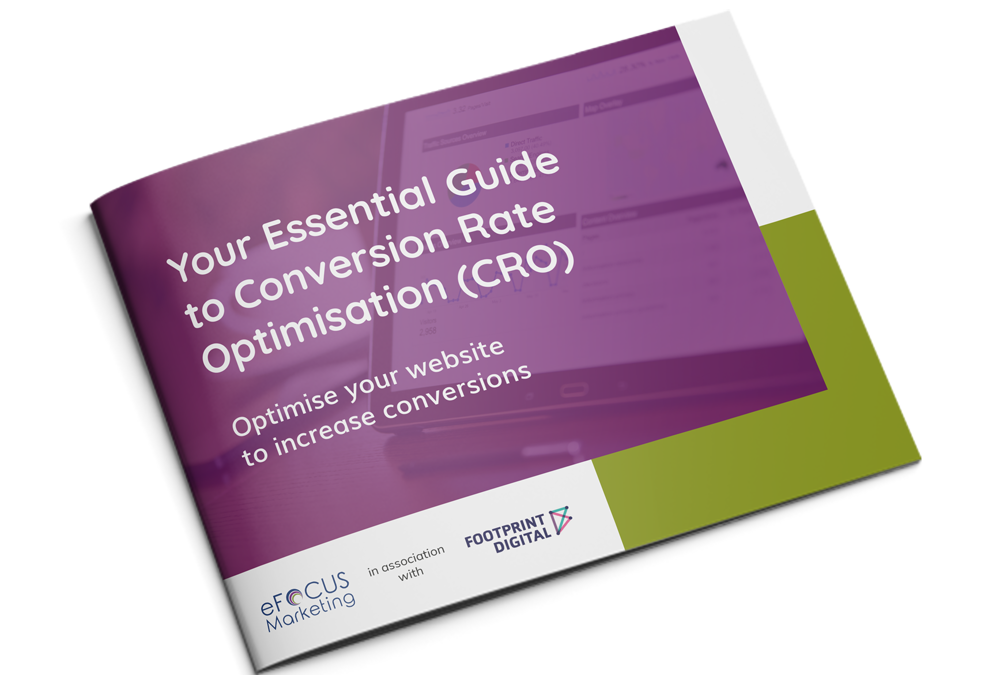 Your Essential Guide  to Conversion Rate Optimisation (CRO)