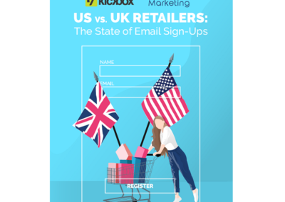 The State of Email Sign-Ups: Research