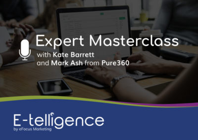 Episode 20 – Expert Masterclass: Changing the email marketing status quo