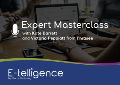 Episode 22 – Expert Masterclass: AI – the fact, fiction and how to get ahead in the new world order